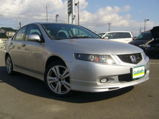 Honda Accord Type - R